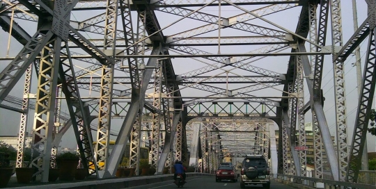 Alazaro - Ayala Bridge - Manila, Philippines