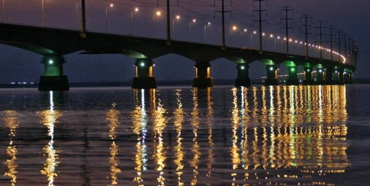 Alazaro - Jamuna Multipurpose Bridge