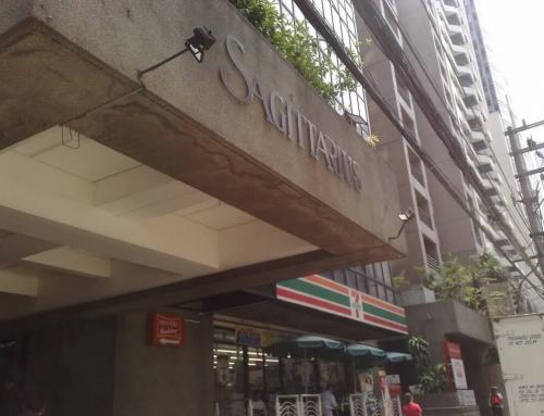 Sagittarius II Office and Residential Condominium: Salcedo Village, Makati, Metro Manila, Philippines