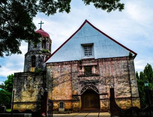 San Isidro Labrador Church: Lazi, Siquijor, Philippines