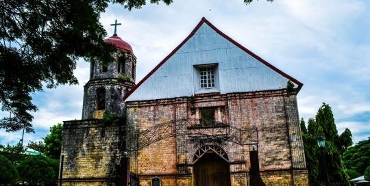 Alazaro - San Isidro Labrador Church
