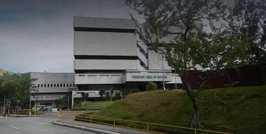 Alazaro - bataan Export Processing